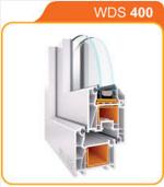 Нестандартное окно 2250*1500 (WDS 400/AXOR K3/4-16-4)